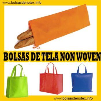 Bolsas De Tela Non Woven Bolsas Eco En Gamarra